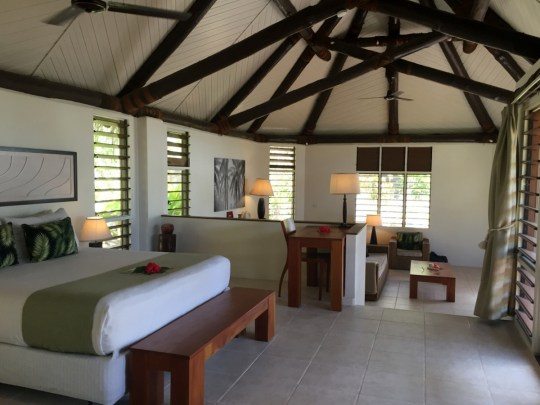 5 reasons why you should visit Fiji: The Hotels!