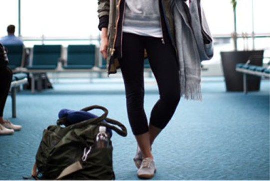 Travel Yoga Pants - Travel Essentials