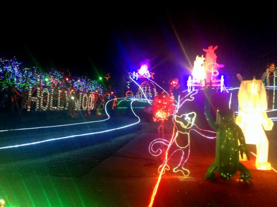Los Angeles Holiday Activities and Events