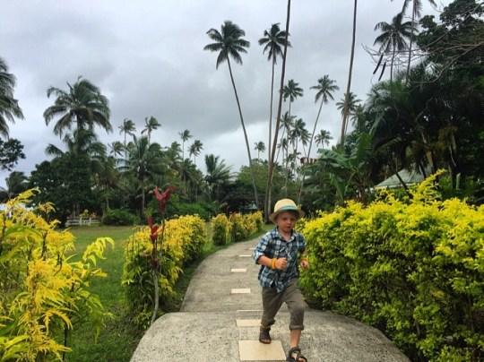 Koro Sun Resort & Rainforest Spa Hotel Review