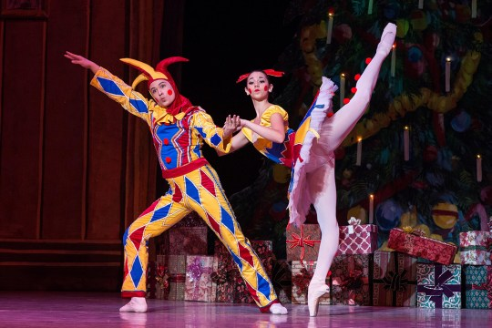 Nutcracker Ballet - Long Beach