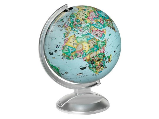 Maps and Globes: Gift Guide for global kids