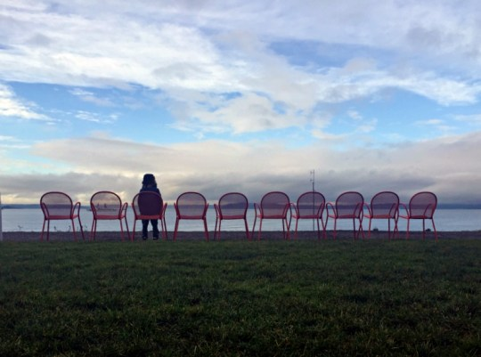 Weekend Getaway in Seattle at the Olympic Sculpture Park