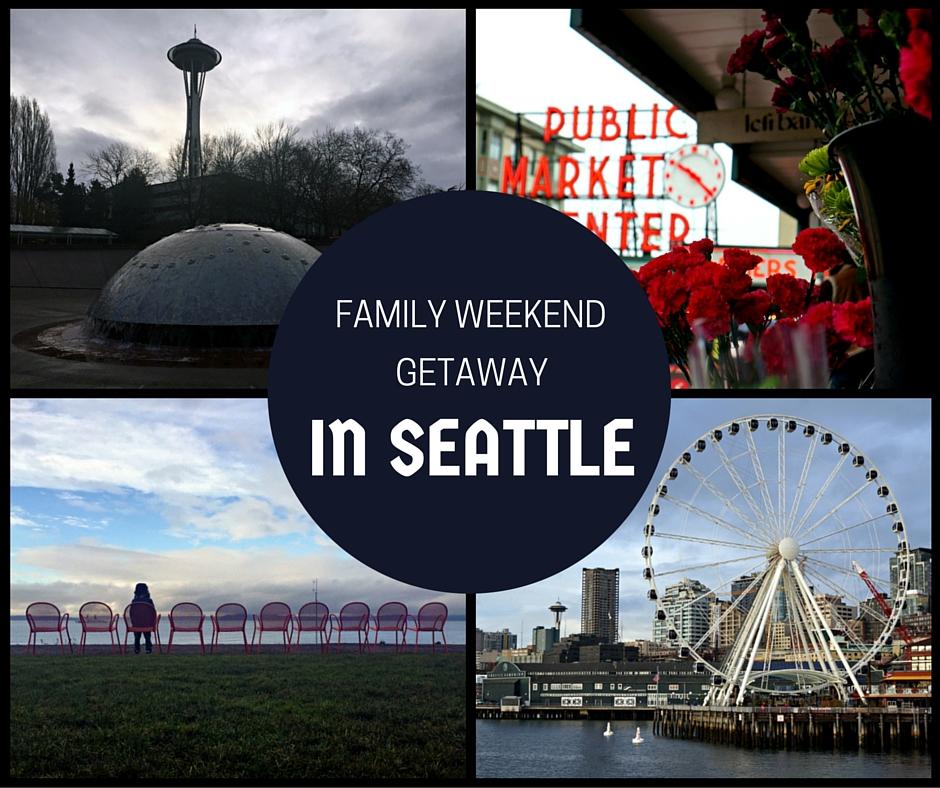 Family Winter Weekend Getaway In Seattle