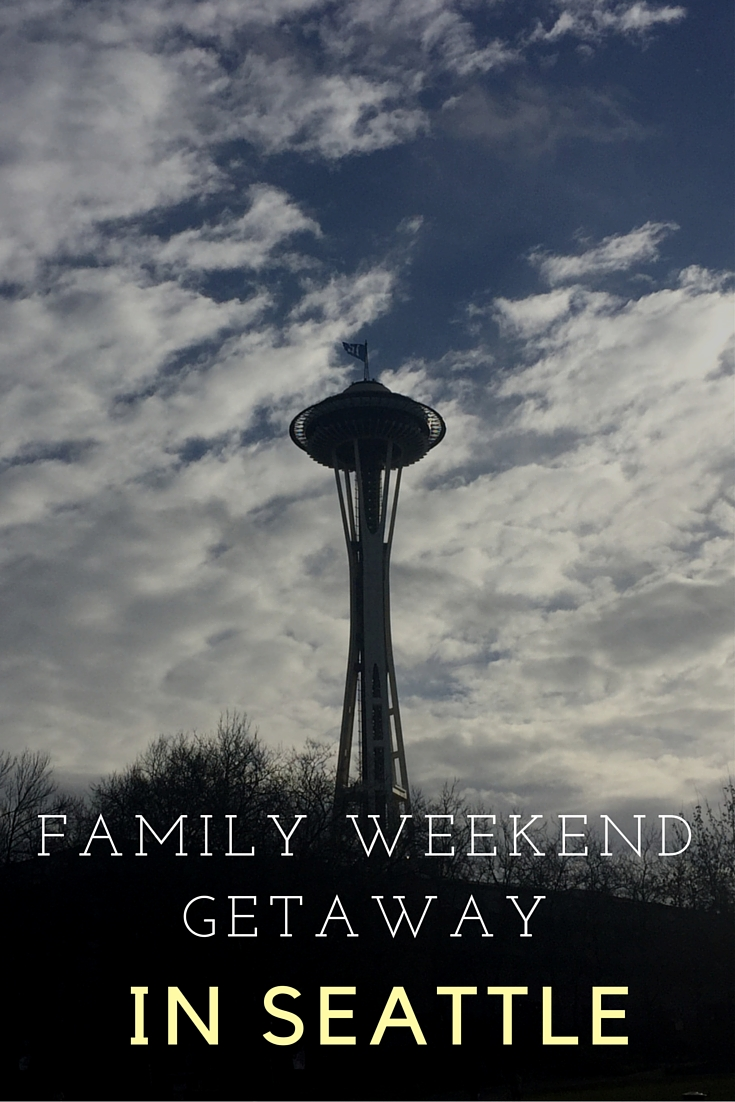 Family Winter Weekend Getaway In Seattle No Back Home