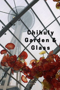 Seattle's Chihuly Garden & Glass exhibition is a must visit attraction for all ages!