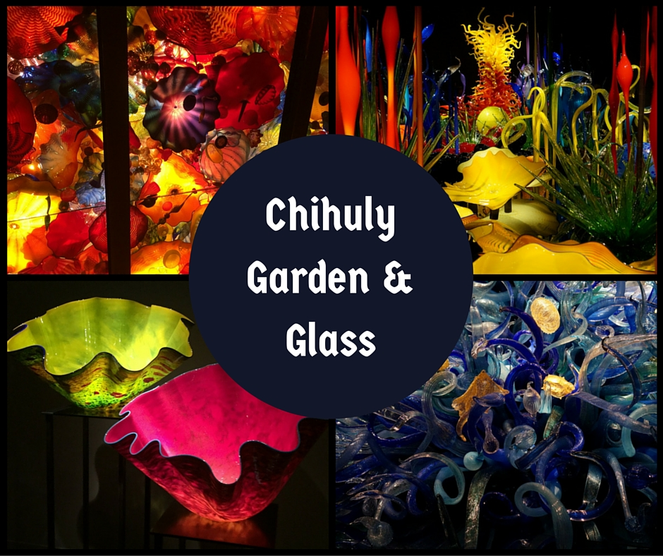 chihuly garden and glass in seattle - Chihuly Garden And Glass Seattle