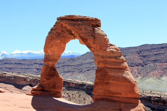 delicatearch - Arches National Park