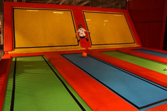 Buena Park: Big Air Trampoline Park