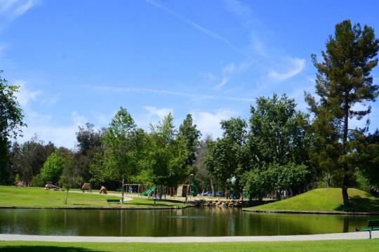Buena Park: Ralph B Clark Regional Park