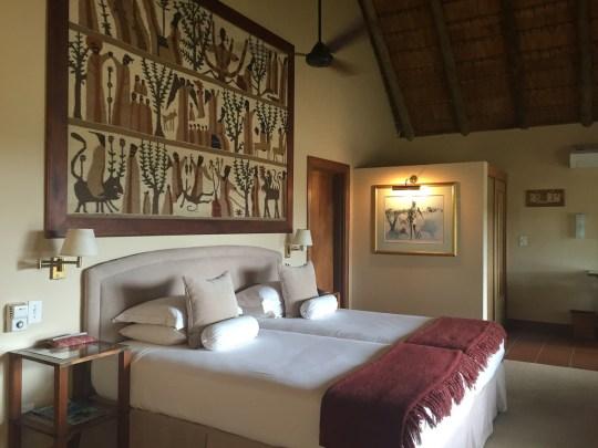 Safari at MalaMala Game Reserve