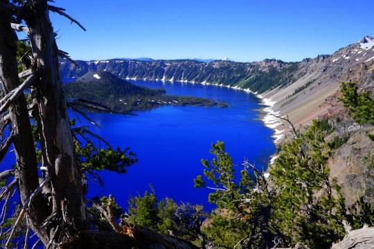 Crater Lake - Oregon Road Trip Itinerary