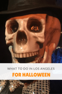Los Angeles is filled with amazing things to do for Halloween, the issue is finding time to do them all! Here's our list of our yearly 'must-do's'!