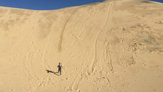 Exploring the Mojave National Preserve - Kelso Sand Dunes