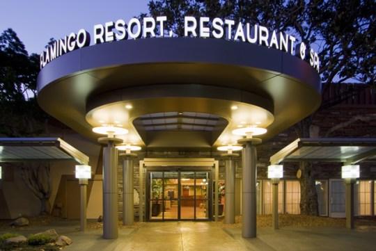Flamingo Resort in Santa Rosa