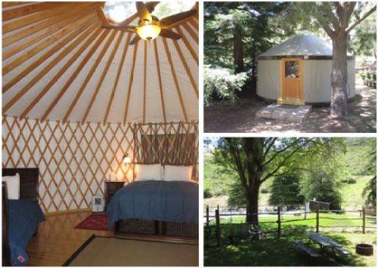 Glamping California is one of the best ways to see the state especially at El Capitan