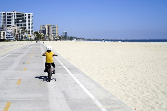 Exploring Long Beach with Kids