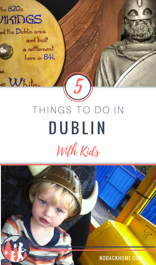 Top things to do in Dublin with kids from making chocolate to learning about vikings - our top tips after years of traveling to the Irish capital of Dublin.