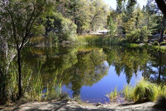 Lake Fulmor in Idyllwild