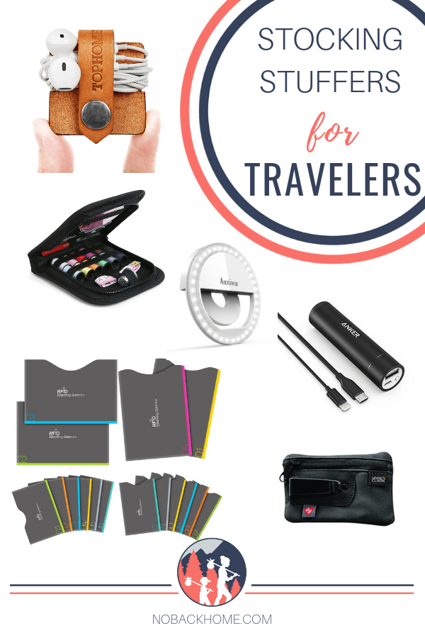 The best Stocking Stuffers (for under $20) for travelers