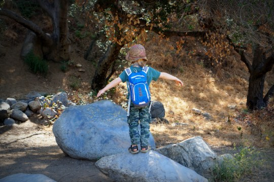 Hiking with Kids: Tips to Keep them Moving