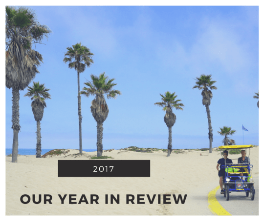 Year in Review   2017 Travel Summary