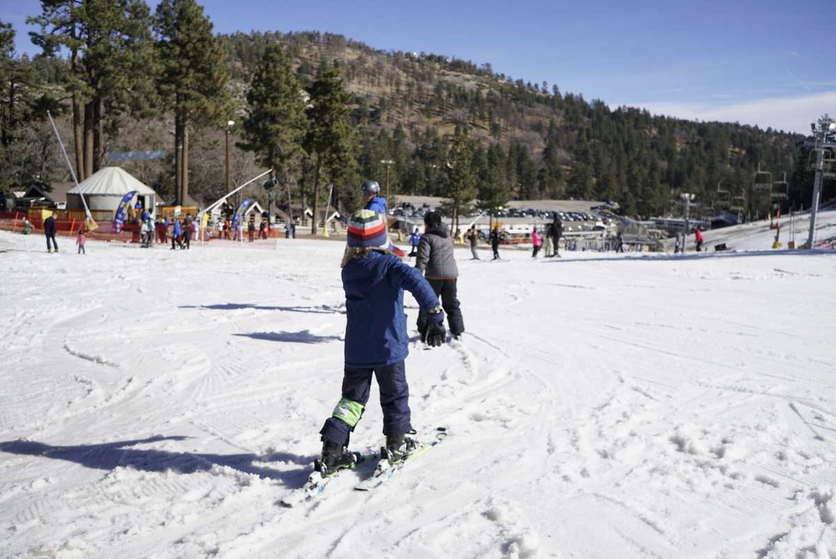 Best Resort For Beginner Skiing Near Los Angeles