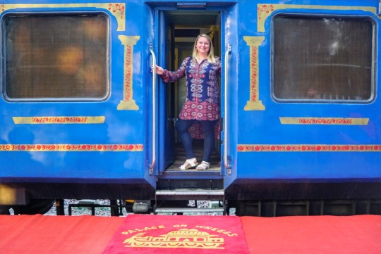 Palace on Wheels Cost
