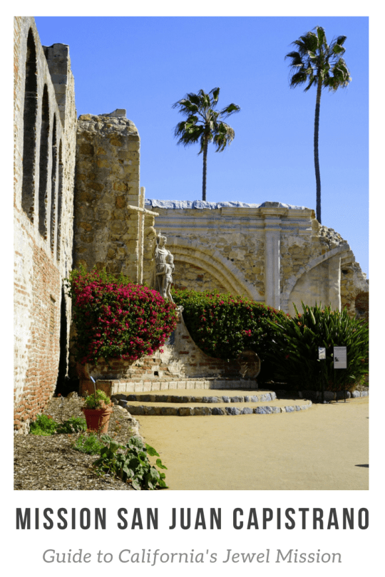 Visiting the Mission San Juan Capistrano with kids is a perfect day trip from both Los Angles and Orange County. Full of culture, history and nature, this is California's jewel mission.