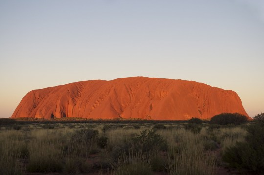 Ayers Rock - Best Australian Road Trip