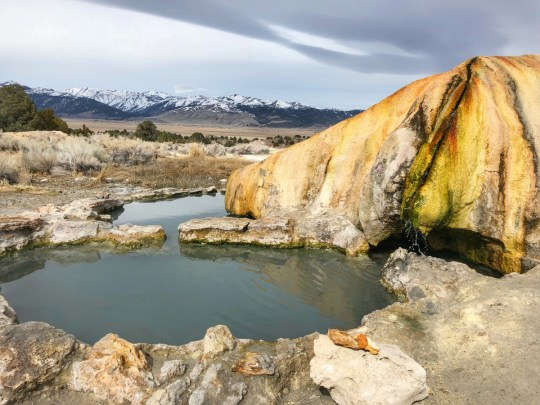 Travertine Hot Springs