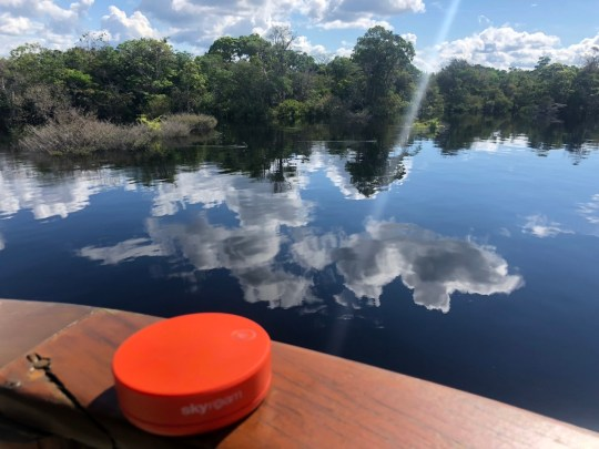 Portable Wifi Hotspot provides great value all over the world, including in the Amazon