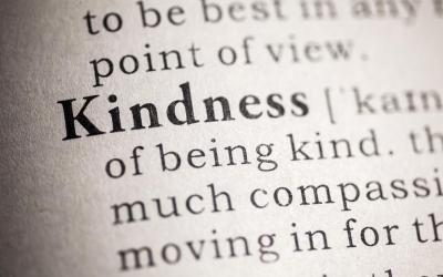 Random acts of kindness suggestions