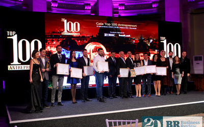 Top 100 entrepreneurs