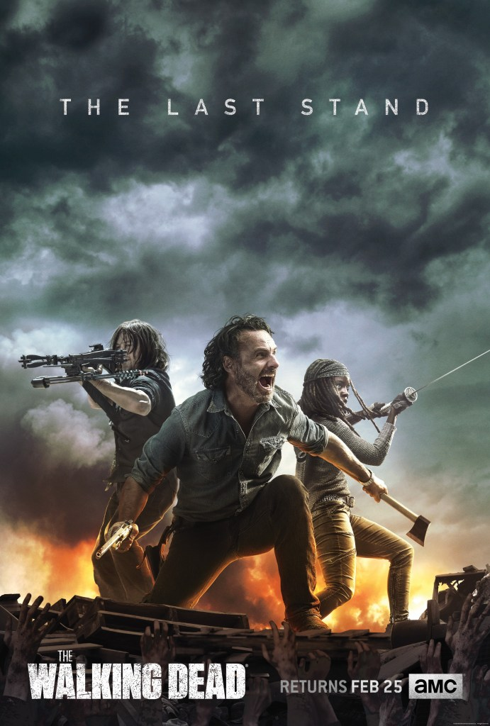 Tv Review The Walking Dead Season 8 Episode 14 Still Gotta Mean Something 2018 No Bad Movie