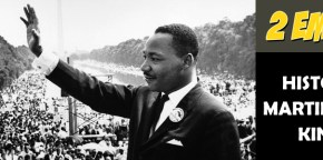 Podcast 2 em 1 #03 – Vida e Obra: Martin Luther King