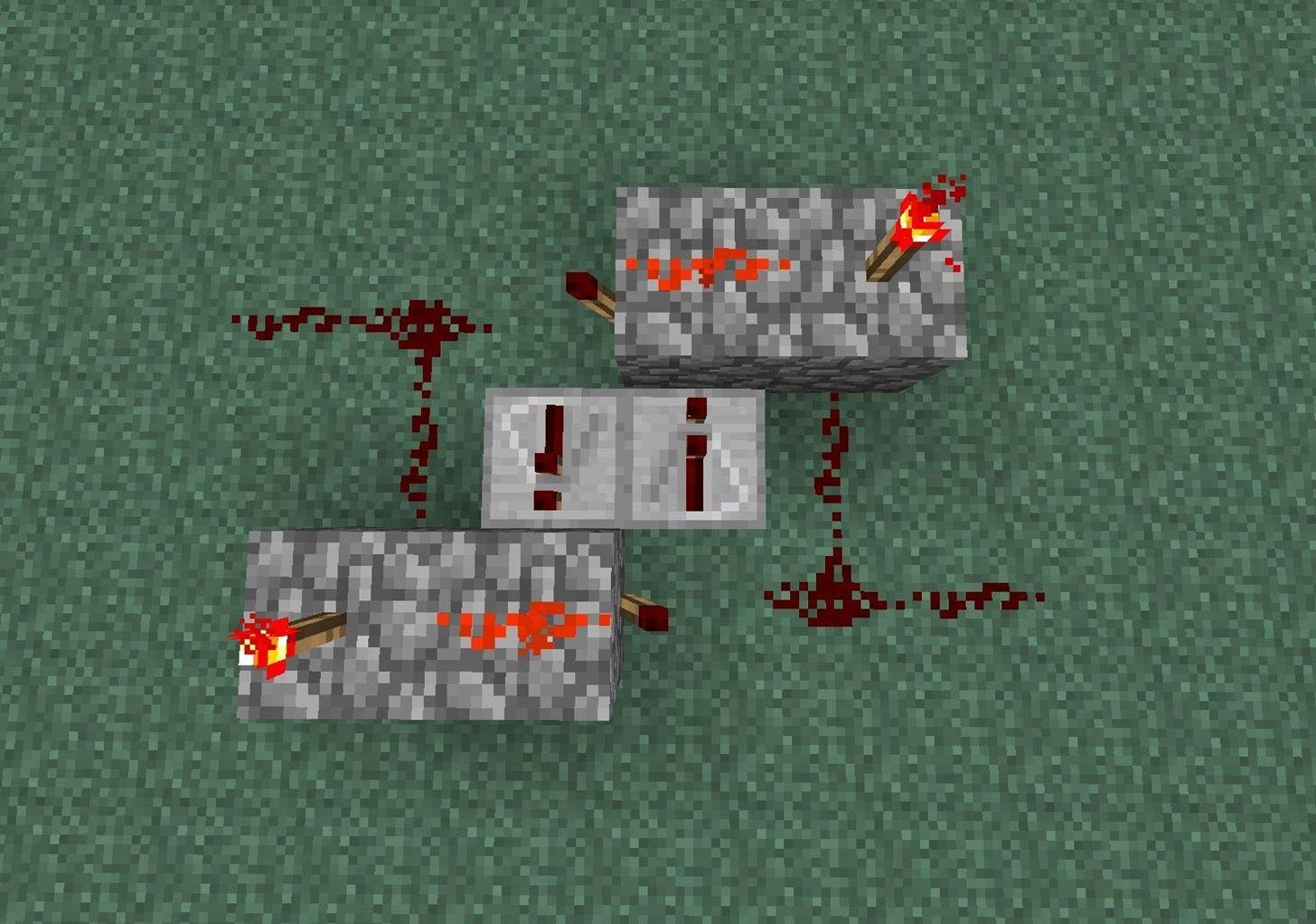Basic Redstone Circuits 2 Basic Redstone Circuits 2 Diamonds