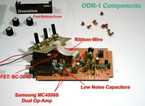 History of ODR-1 5