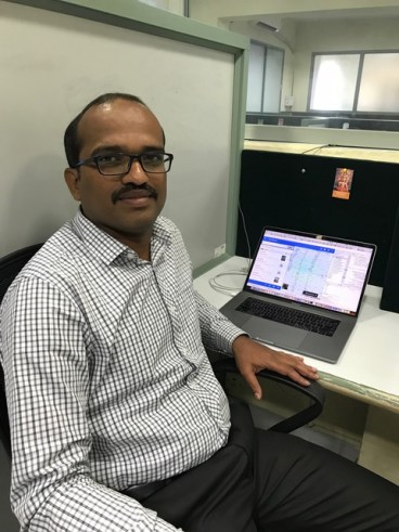 Papegowda B J Nobel Systems Senior Project Manager