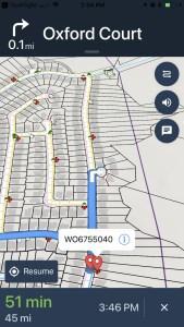 GeoViewer Work Order Router
