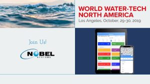 Nobel Systems at World Water-Tech Summit