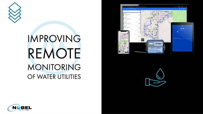 Improving remote monitoring for water utilities