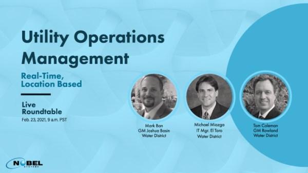 Utility Operations Management