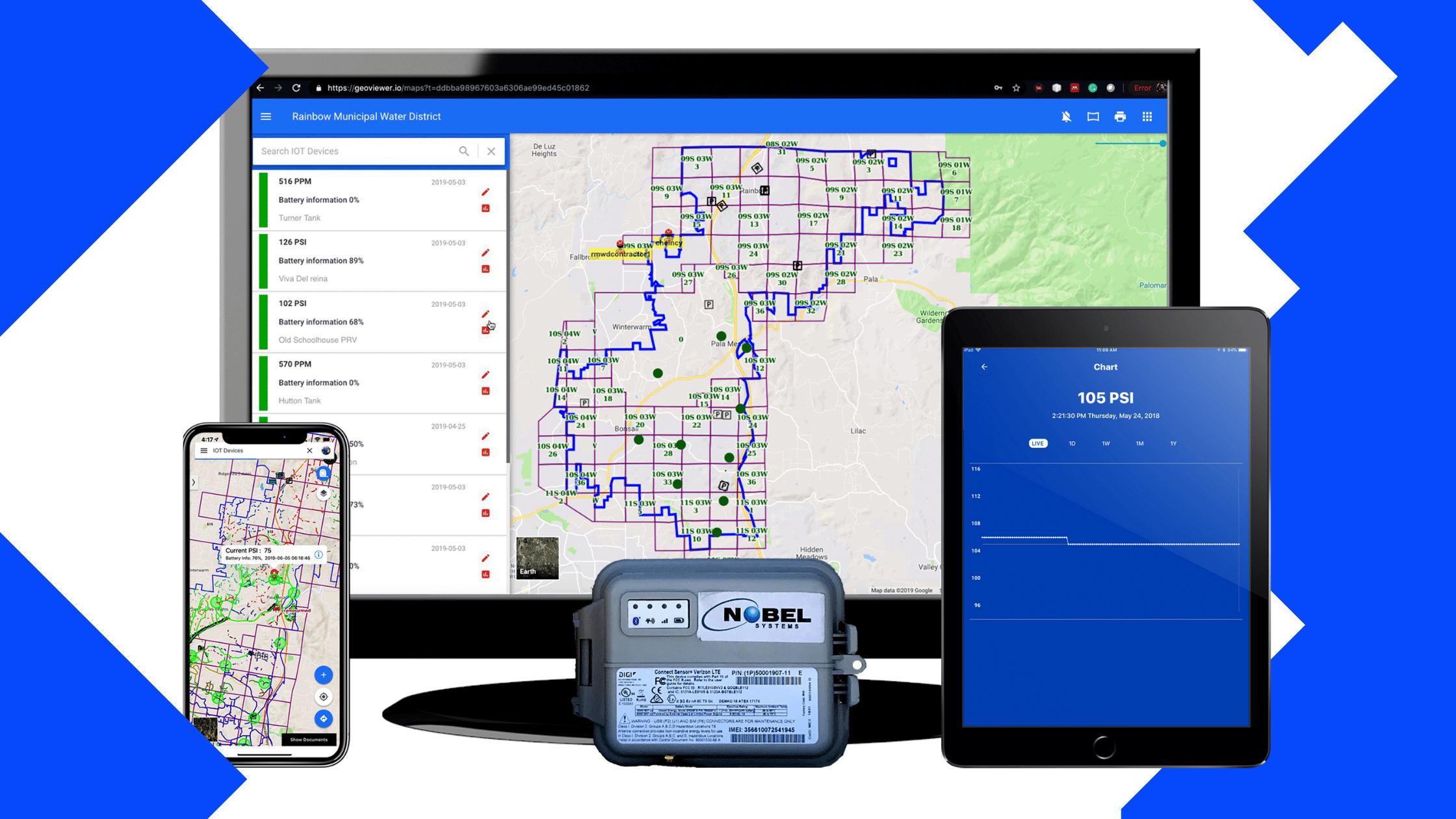 Gardena to streamline GIS planning with GeoViewer