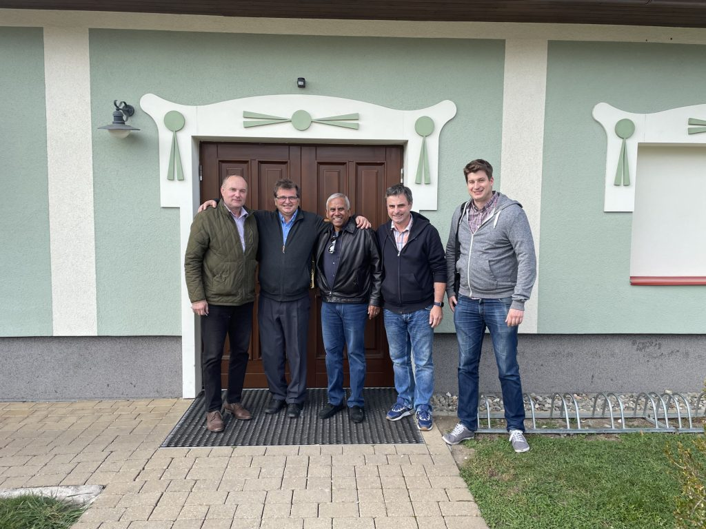 The Czech Republic contracts Nobel to provide its GeoViewer, its GIS/ IoT sewer management system.