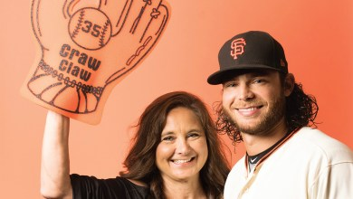 Photo of The Interview: Brandon Crawford and mom, Lynn Crawford