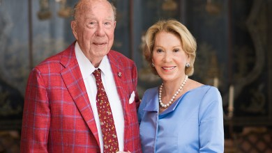Photo of The Interview: Charlotte and George Shultz