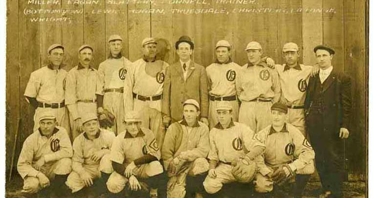 1908 Oakland Baseball Club