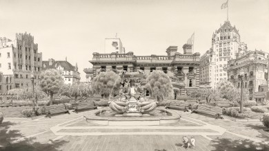 Photo of The Relics and Ruins and Huntington Park