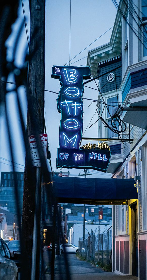 Bottom of the Hill, a Potrero Hill institution since 1991, has showcased countless acts before they graduated to stadiums, including Green Day and Alanis Morissette.
